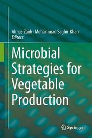 Microbial Strategies for Vegetable Production image