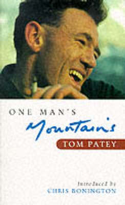 One Man's Mountains by Tom Patey image