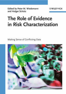 The Role of Evidence in Risk Characterization image