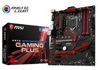 MSI H370 GAMING PLUS ATX Motherboard image