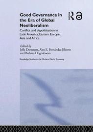 Good Governance in the Era of Global Neoliberalism image