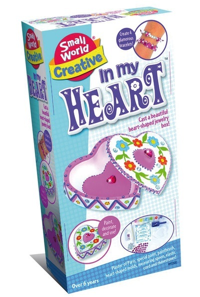 In My Heart - Craft Kit | Toy | at Mighty Ape NZ