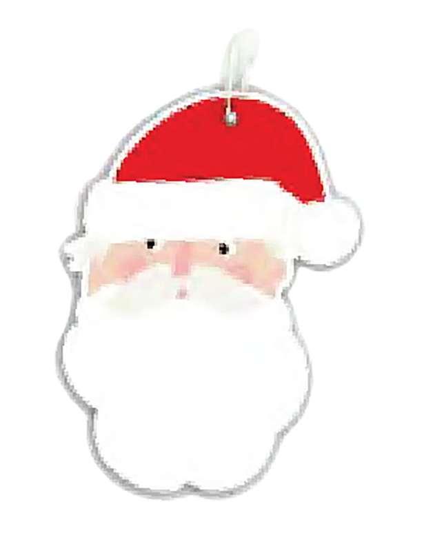 Hallmark: Christmas Gift Tags - Santa Fun (Pack of 12)