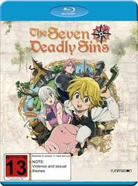 Seven Deadly Sins: Season 1 on DVD