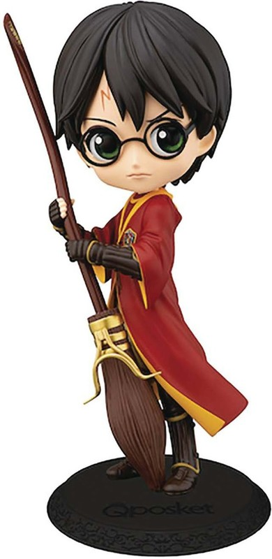 Q Posket: Harry Potter Quidditch Style - PVC Figure