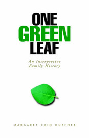 One Green Leaf by Margaret Cain Duffner image