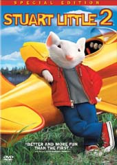 Stuart Little 2 Collector's Edition on DVD