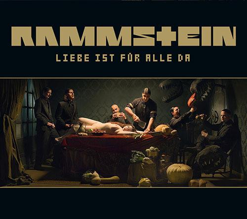Liebe Ist Fur Alle Da by Rammstein
