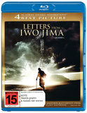 Letters from Iwo Jima on Blu-ray