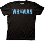 Doctor Who - Whovian T-Shirt (Medium)