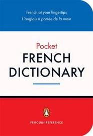 The Penguin Pocket French Dictionary by Rosalind Fergusson image