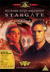 Stargate SG-1 - Season 4 - Volume 19 on DVD