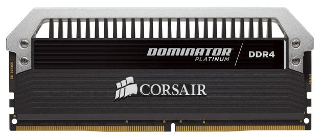 8GB Corsair Dominator Platinum Series (2 x 4GB) DDR4 DRAM 3200MHz C16 Memory Kit