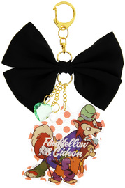 Disney Villains Ribbon Charm - Honest John & Gideon