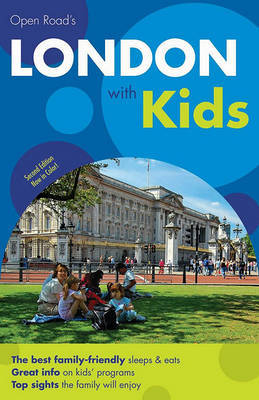 Open Road's London with Kids by Valerie Gwinner image
