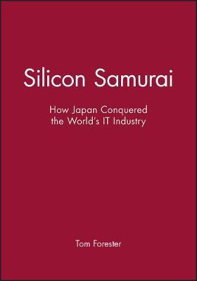 Silicon Samurai by Tom Forester image