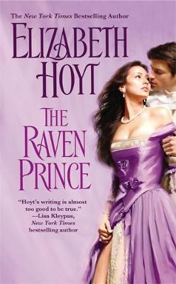 The Raven Prince by Elizabeth Hoyt image