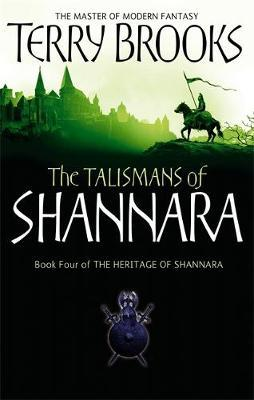 The Talismans of Shannara (Heritage of Shannara #4) by Terry Brooks image