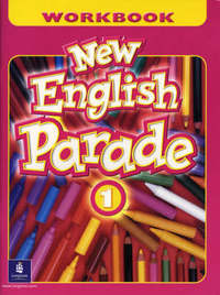 New English Parade Workbook 1 by Theresa Zanatta image