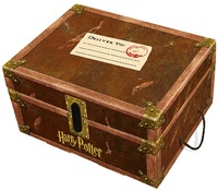 Harry Potter Hardback Complete Boxed Set (luggage box) by J.K. Rowling image