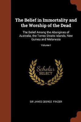 The Belief in Immortality and the Worship of the Dead by James George Frazer image