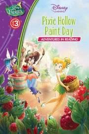 Disney Fairies - Pixie Hollow Paint Day