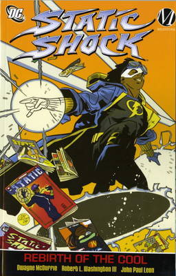 Static: v. 1 by Dwayne McDuffie