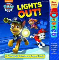 PAW Patrol Flashlight Adventure Book