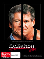 WWE - McMahon: Collector's Edition (2 Disc Set) on DVD