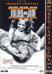 Jules & Jim on DVD