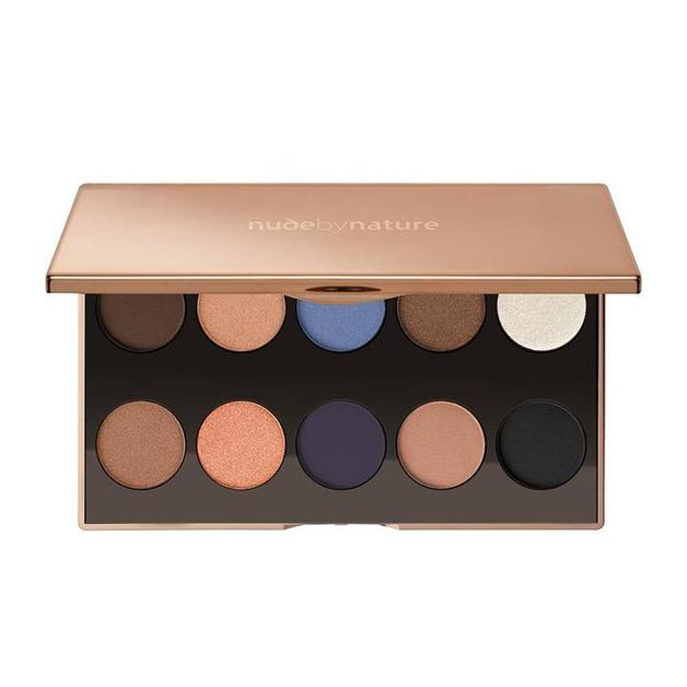 Nude By Nature - Natural Wonders Eye Palette