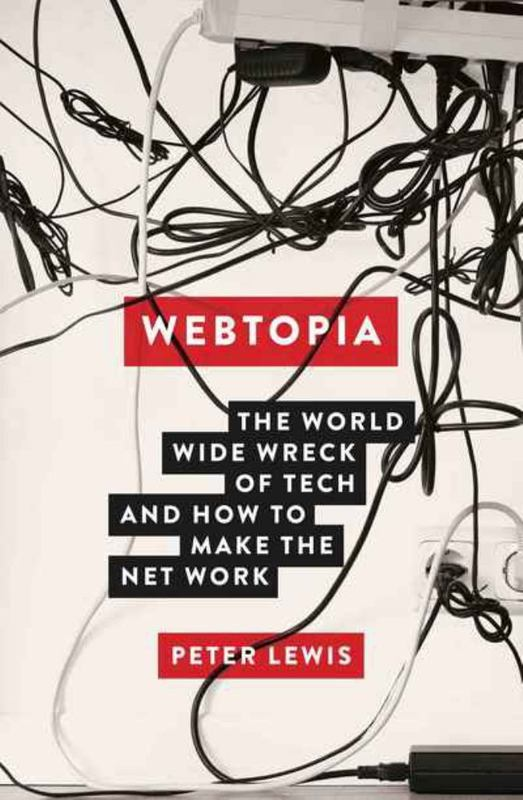 Webtopia by Peter Lewis
