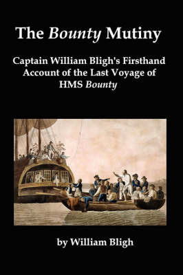 The Bounty Mutiny by William Bligh image