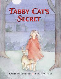 Tabby Cat's Secret by Kathy Henderson image