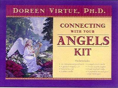 Connecting with Your Angels Kit by Doreen Virtue