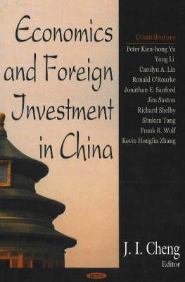 Economics & Foreign Investment in China