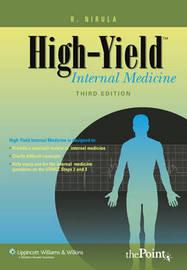 High-yield Internal Medicine by Raminder Nirula image