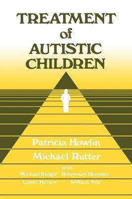Treatment of Autistic Children by Patricia Howlin image
