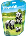 Playmobil: Zoo Theme - Panda Family (6652)