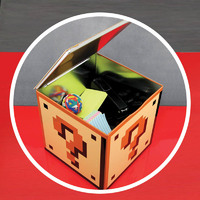 Super Mario Bros. Question Box Tin image
