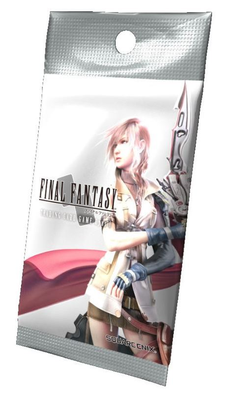 Final Fantasy Trading Card Game Opus I Single Booster