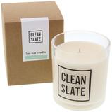 Clean Slate: Large Jar Candle - Vanilla