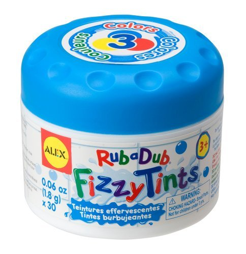 Alex: Colour Your Tub Fizzy Tints image
