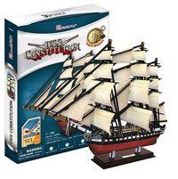 3D Puzzle USS Constitution