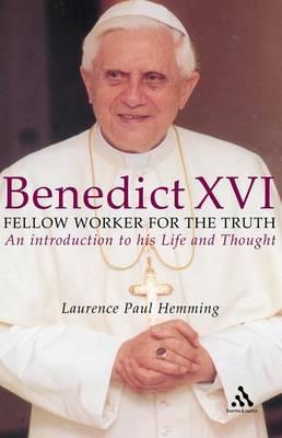 Benedict XVI by Laurence Paul Hemming
