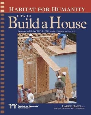 How to Build a House by Larry Haun image
