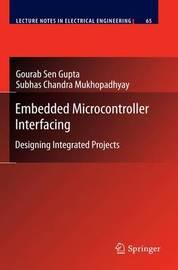 Embedded Microcontroller Interfacing by Gourab Sen Gupta