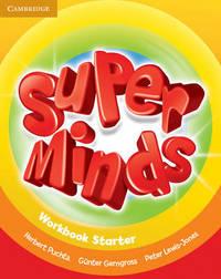 Super Minds Starter Workbook by Herbert Puchta