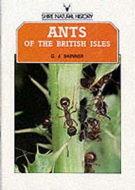 Ants of the British Isles by Gary J. Skinner image
