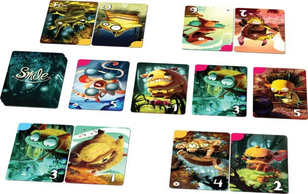 Smile - Card Game image